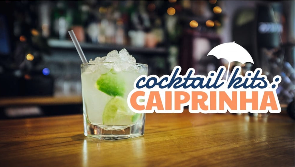 Caiprinha - Cocktail Equipment Kits