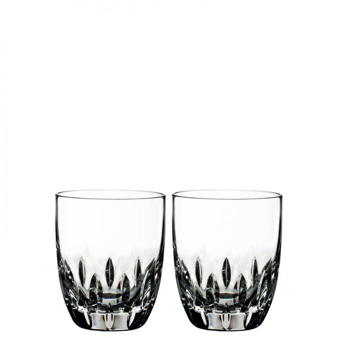 By Waterford Crystal ;  Ardan Collection Enis Tumbler (Set of 2)