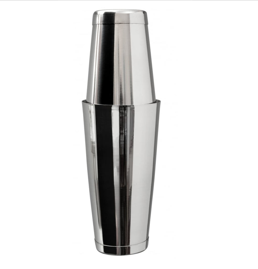 Cocktail shaker , Stainless Steel 18oz & 28oz Weighted Tin on Tin