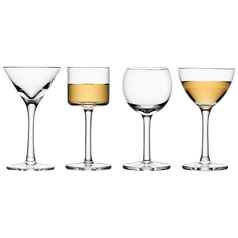 Lulu Liqueur Glasses, Set of 4
