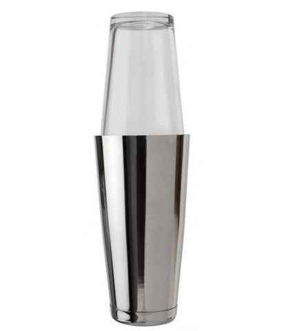Cocktail shaker ; 28oz Boston Can - Stainless Steel