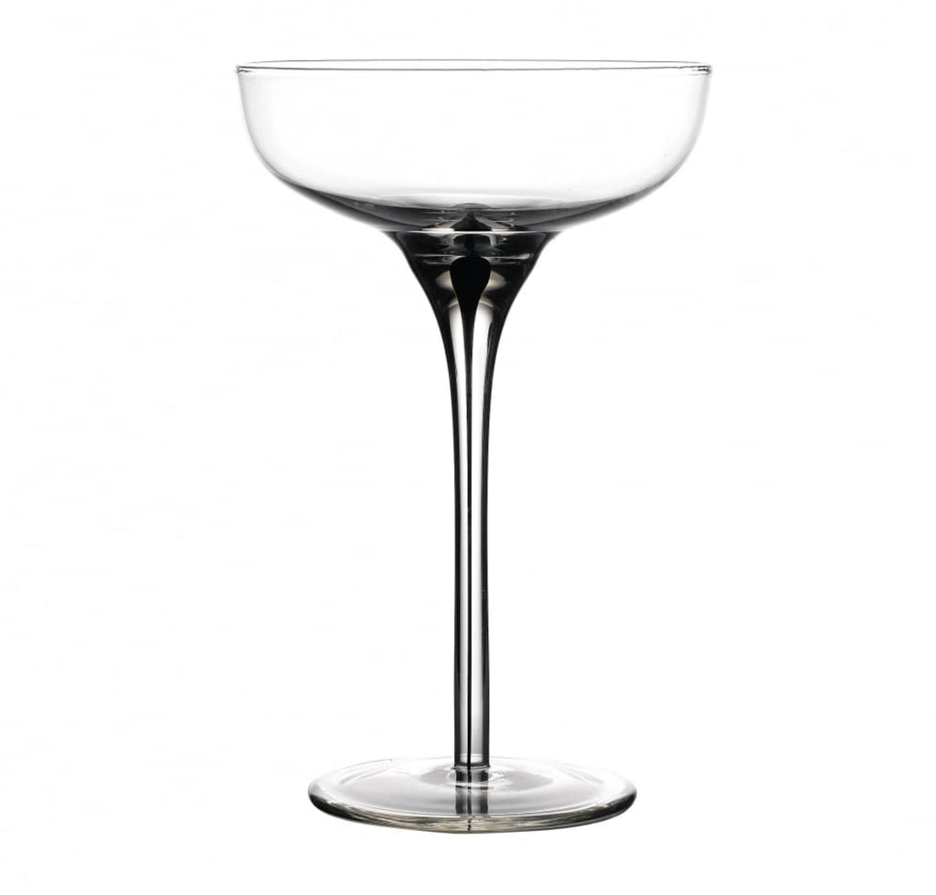 Murano Handmade Champagne Coupe Glass 185ml