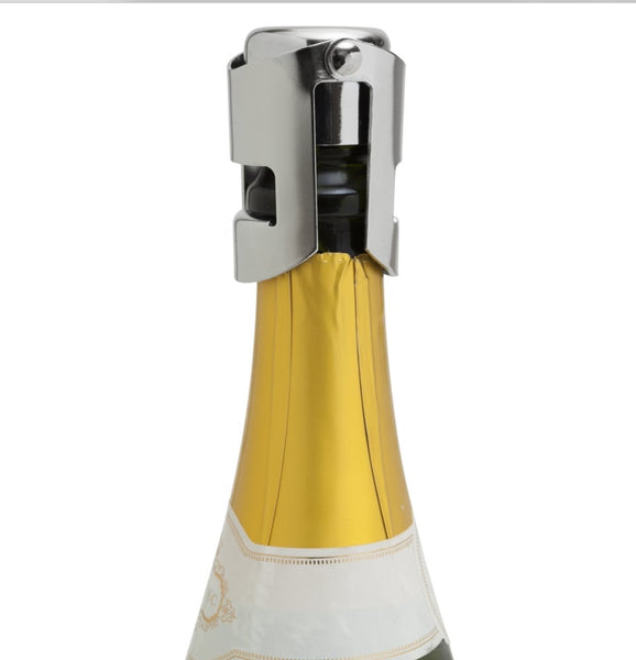 S/S Champagne Bottle Sealer