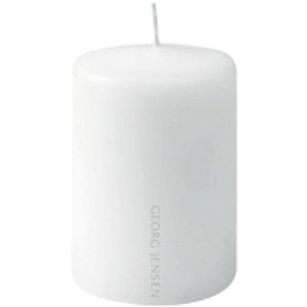 one white candle