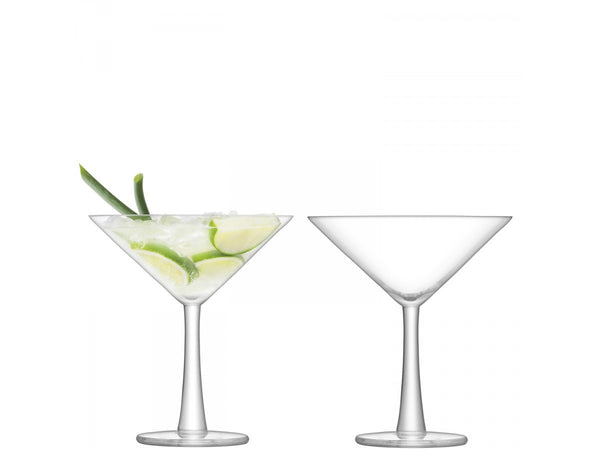 GIN Cocktail Glass X 2 220ml
