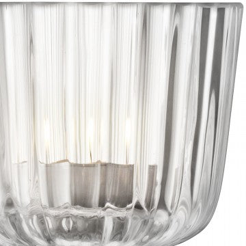 PLEAT Tealight Holder H9.5cm