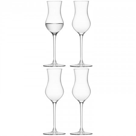 BAR Grappa Glass X 4 90ml