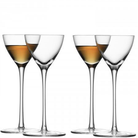 BAR Liqueur Glass X 4 100ml
