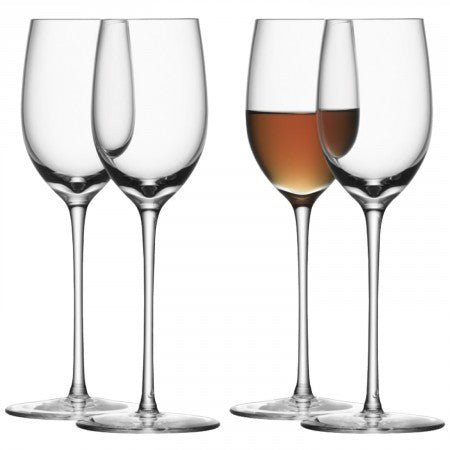 BAR Sherry Glass X 4 190ml