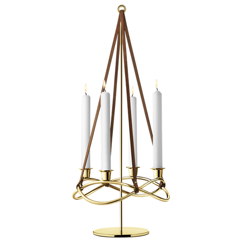 Candleholder extension