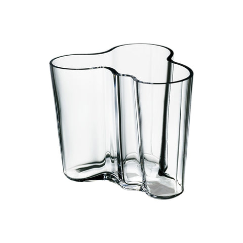 iconic glass vase