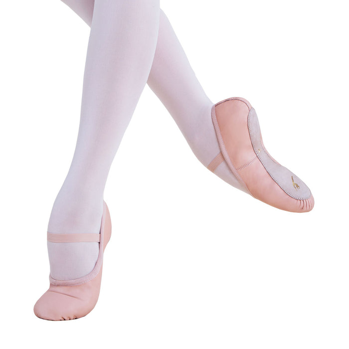 Energetiks Child's Leather Full Sole Ballet Flat $33.95