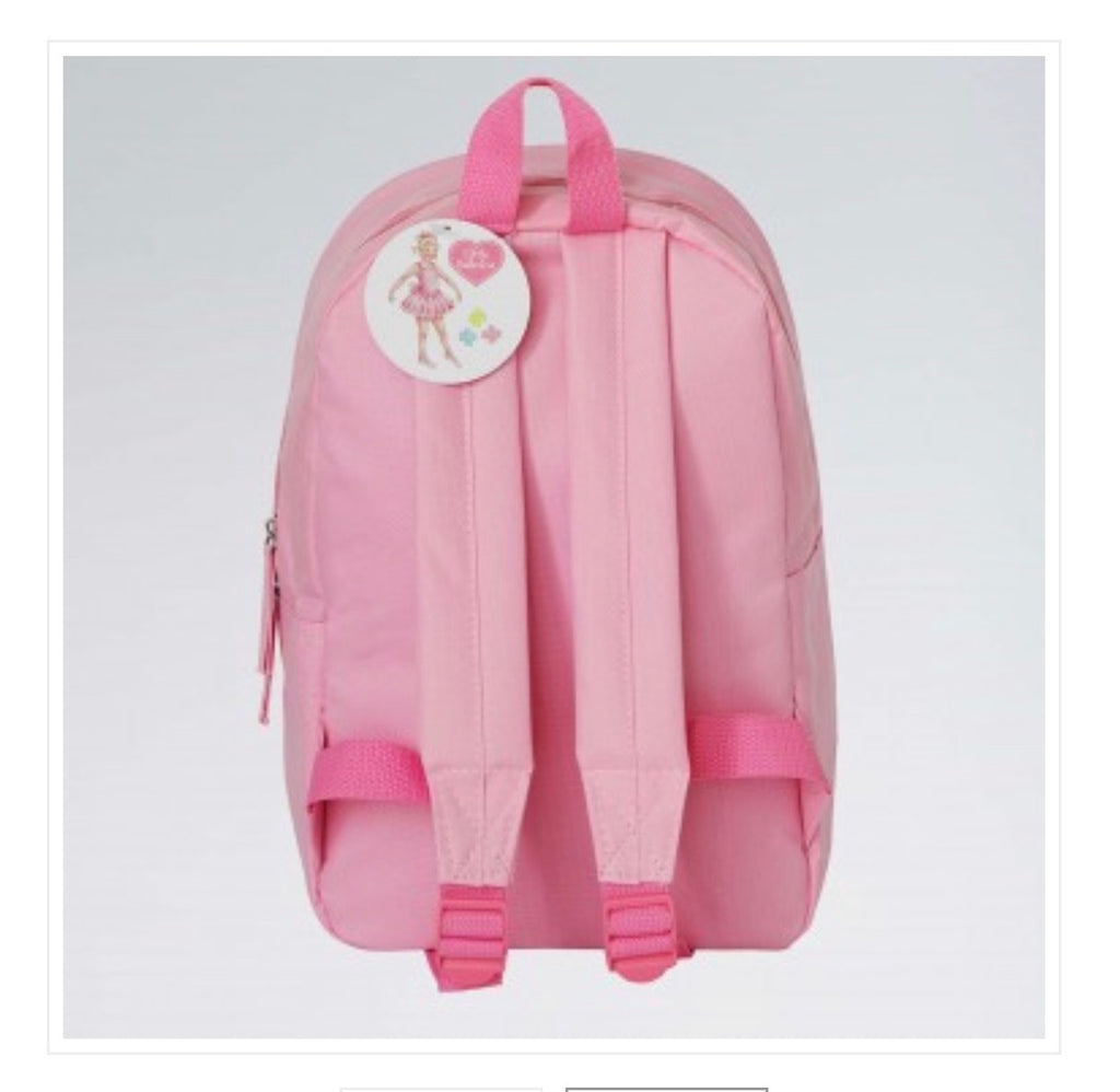 Little Ballerina Backpack $20