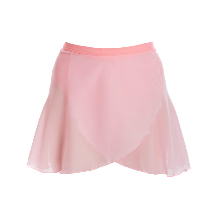 Energetiks Child's Wrap Skirt Ballet Pink sale $15