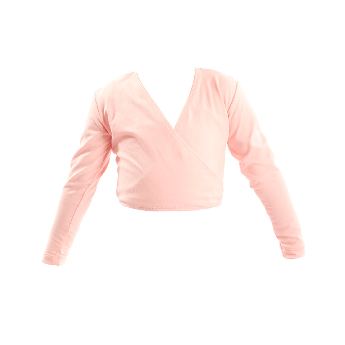 Energetiks Child's Cross-over - ballet pink