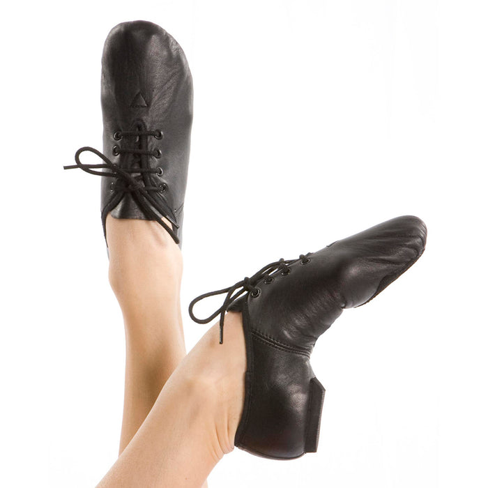 Energetiks Child's Lace-up Jazz Shoes Black $45.95