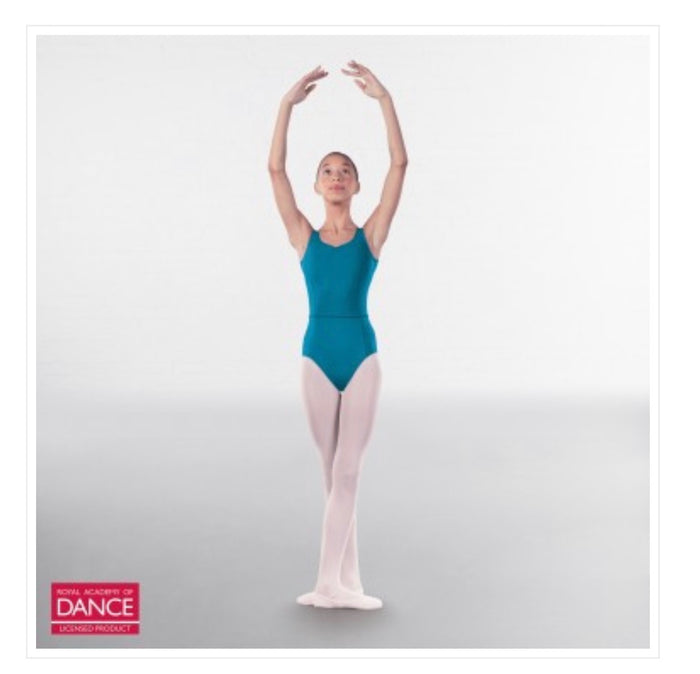 RAD Teal Leotard Grades 4 & 5