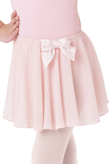 Child's ballet skirt pale pink