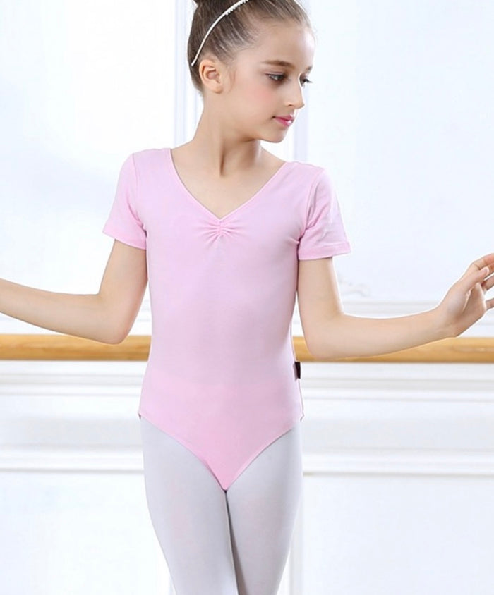 Pale Pink Leotard on Sale $10