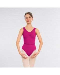 Mulberry Cotton Leotard