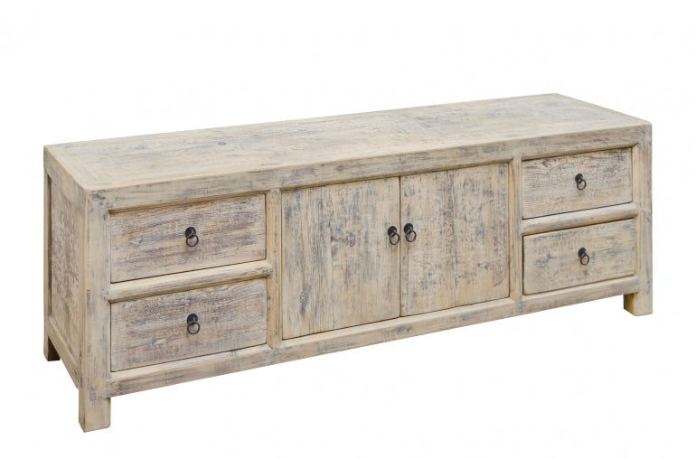 Low Sideboard Old Pine