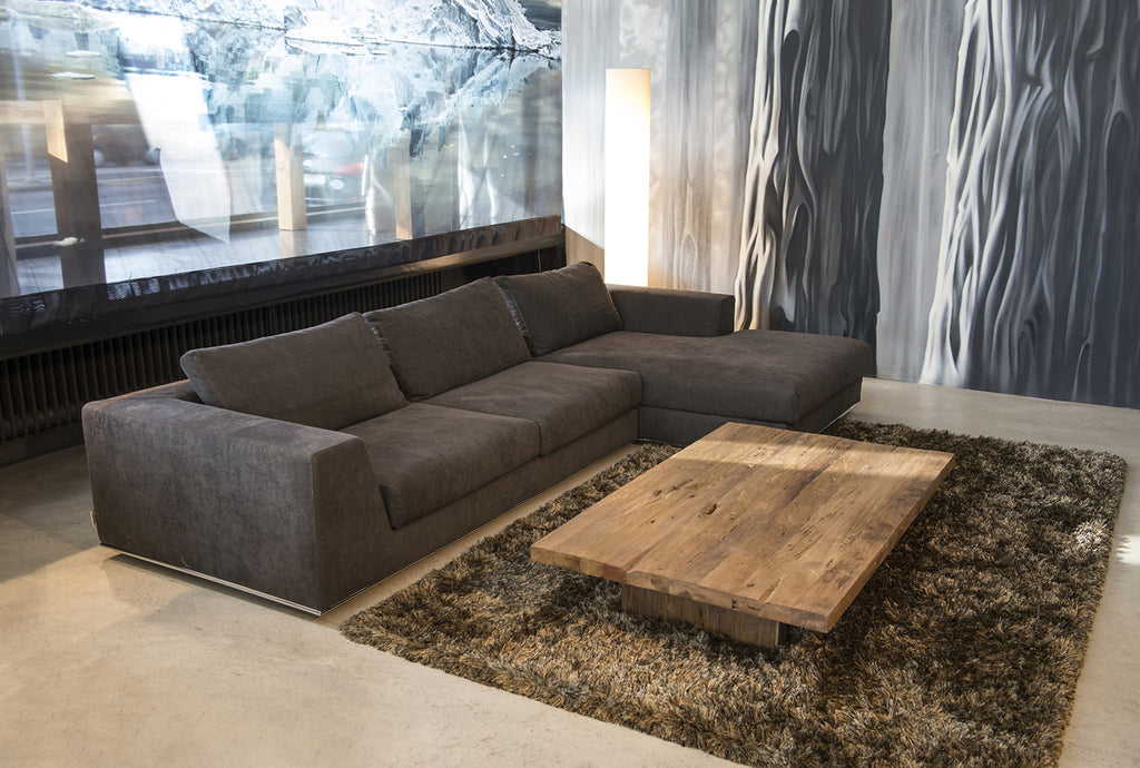 Sofa AS R mit Chaiselongue