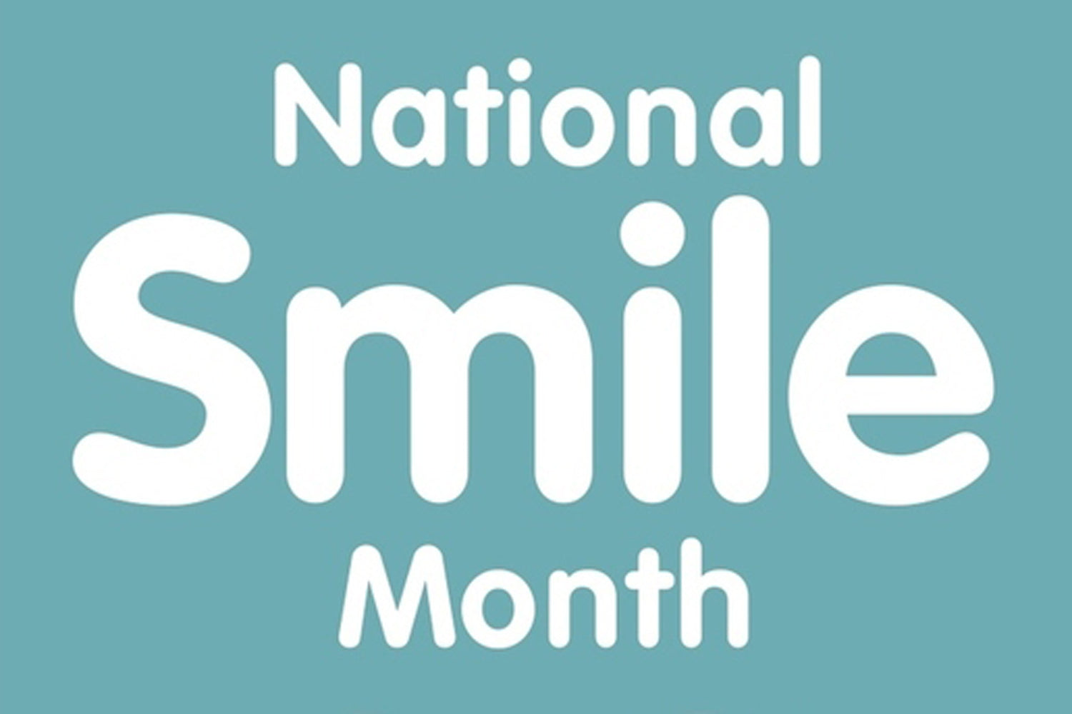 National Smile Month 2018 – Simple Changes to Improve Your Oral Health