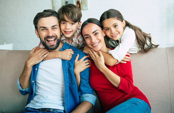 National Smile Month 2020: Caring for Your Family's Oral Health