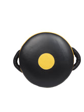 Chaos Black/Gold Heavy Hitters Leather Air Cushioned Punch Shield