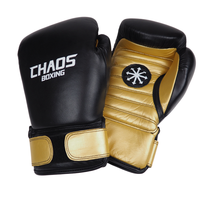 Chaos Coaching Mitts Spar Gloves - CHAOS BOXING