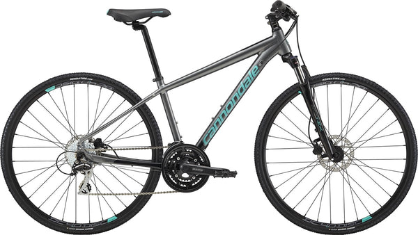 Cannondale Althea 3 Disc Women's Hybrid Bike