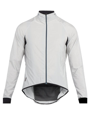 Stylish lightweight white stripey cycling jersey from Cafe Du Cycliste