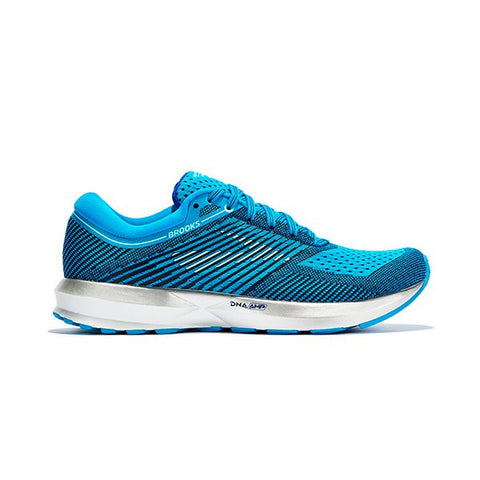 Blue Brooks Levitate Womens Running Shoes