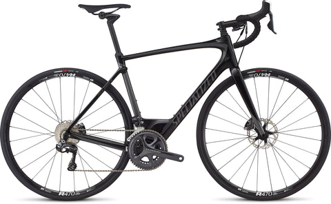 Specialized Roubaix Expert Di2 side image