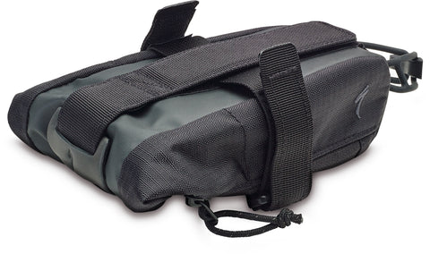 Black Specialized Seat pack with storage room for riding essentials