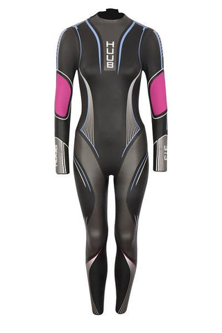 huub-acara-wetsuit-3-point-5, Womens Huub wesuit from Helix Sport