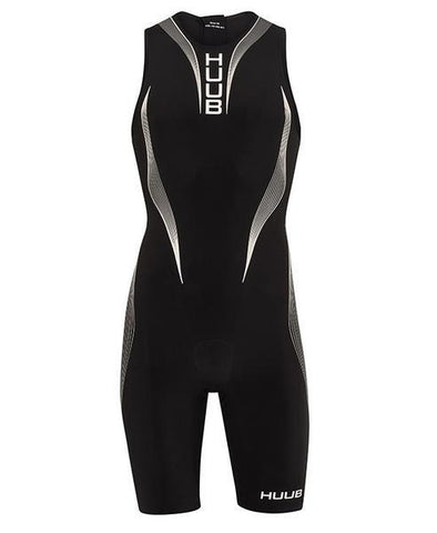 Front view of the Huub Albacore Tri Suit - Helix Sport