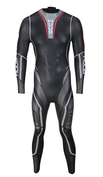 Front view of Huub Aerious Ii Men's Wetsuit - Helix Sport