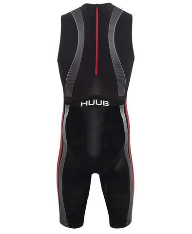 Rear view of the Huub Albacore Swimskin - Helix Sport