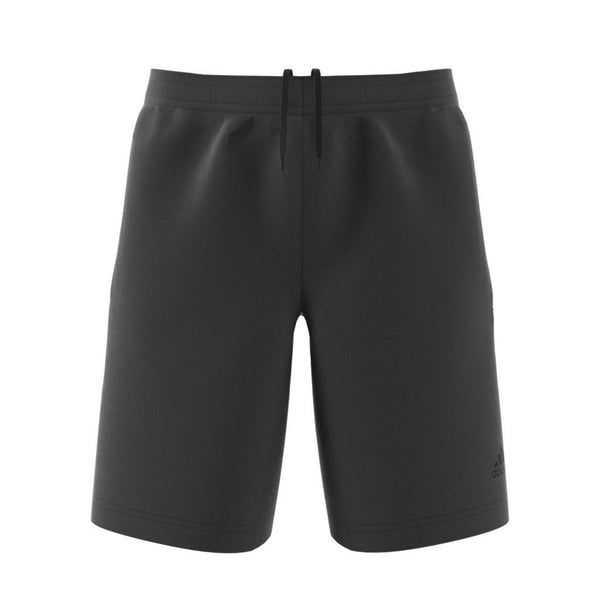 Carbon / Black Boys Training Shorts with side pockets
