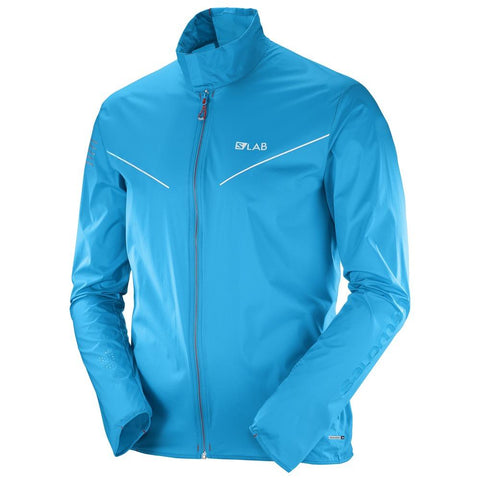 Transcend Blue Salomon Men's S/Lab Light Jacket - Helix Sport