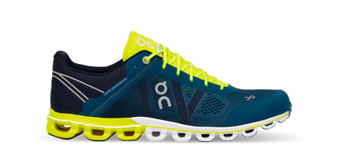 Petrol / Neon Cloudflow Men's Running Shoe