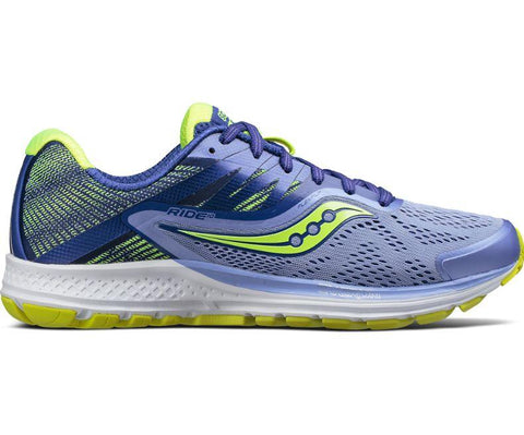 Saucony Ride 10 Women's Running Shoes AW17