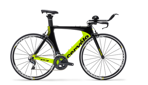 Cervélo P3 Ultegra 8000 Triathlon Bike 2018