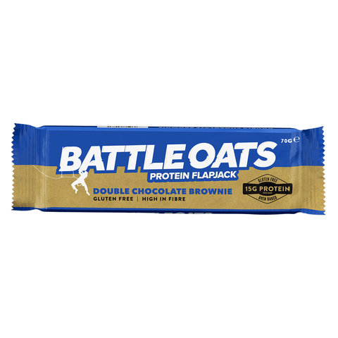 Battle Oats Flapjacks