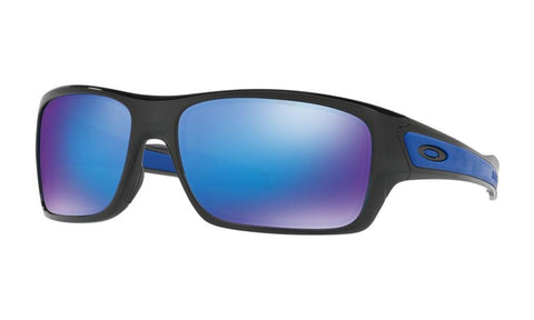 Black Ink Oakley Turbine Sunglasses - Helix Sport
