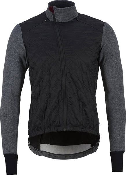 Café Du Cycliste Men's Heidi Windproof Jacket