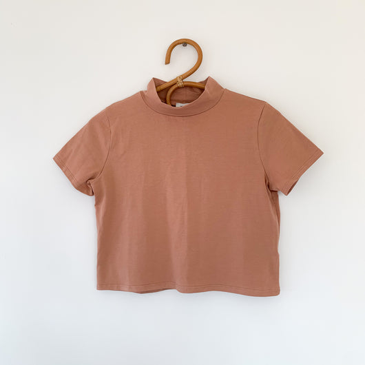 The Sept cropped T-shirt str. X-Small