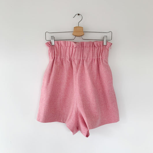 GANNI shorts med uld, str. X-Small