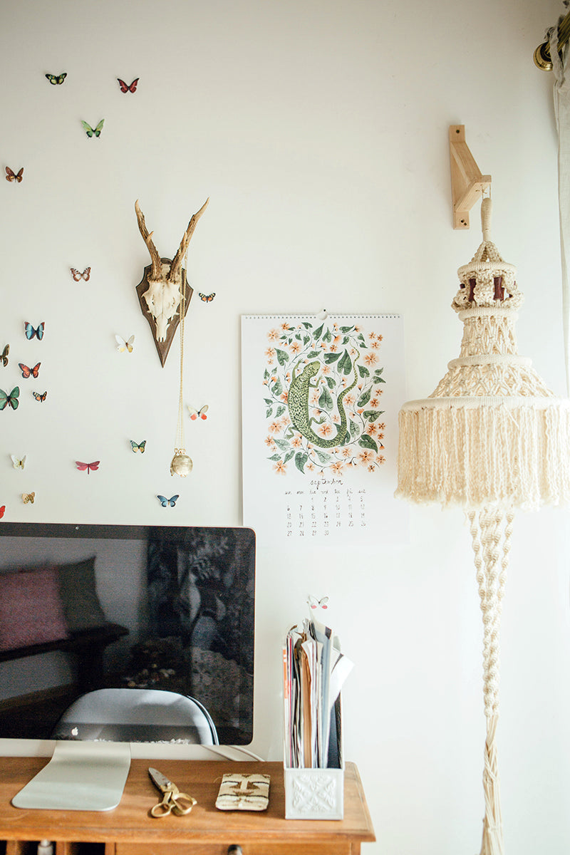 Bohemian Workspace LMEAN x Anthropologie 05